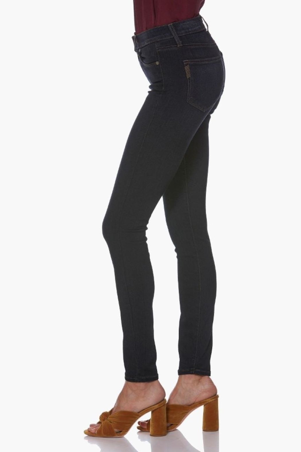 Paige Hoxton Ultra Skinny - Side Cropped Image