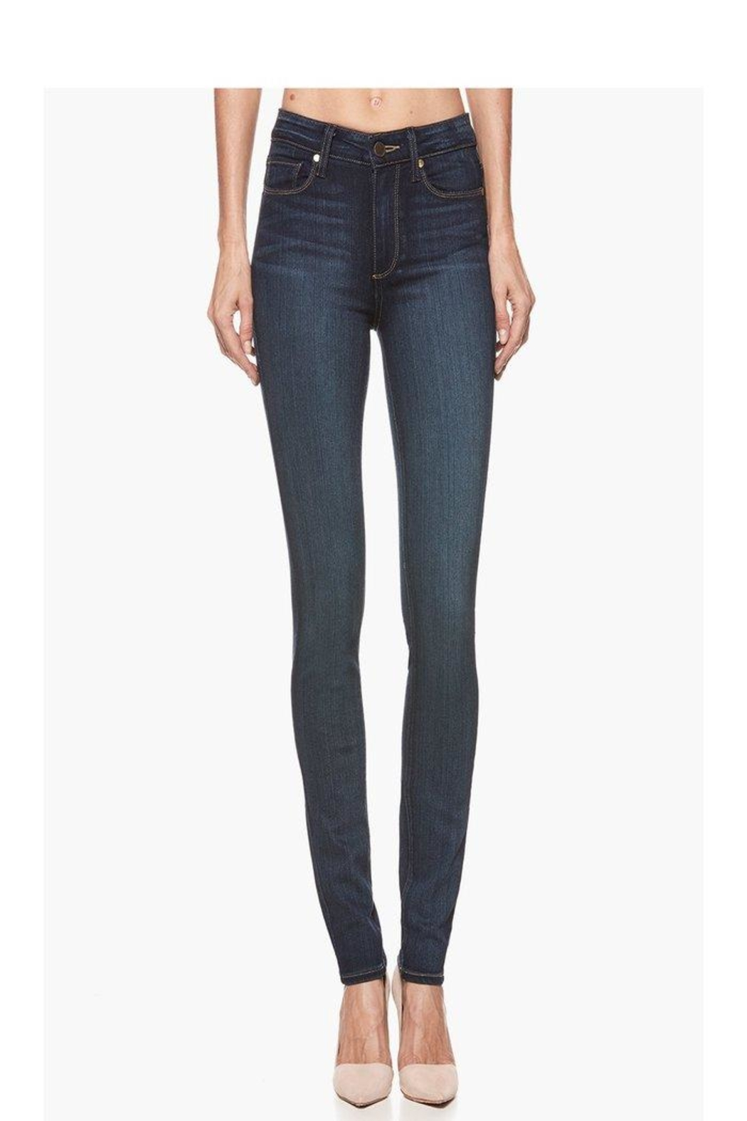 Paige Hoxton Vista Skinny - Front Cropped Image