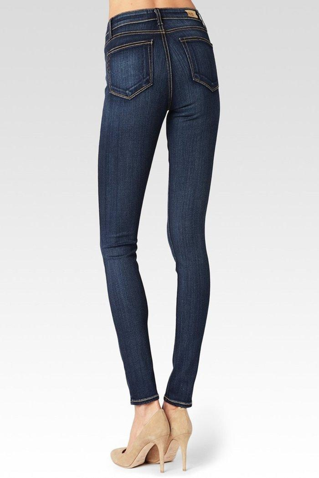 Paige Hoxton Vista Skinny - Front Full Image