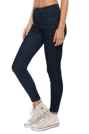 Just Black Denim Hr Basic Skinny - Product Mini Image