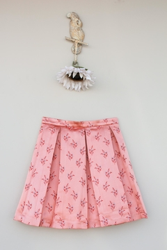Shoptiques Product: Coral Floral Skirt