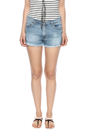 Hudson Frayed Short - Side cropped