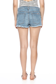 Hudson Frayed Short - Back cropped