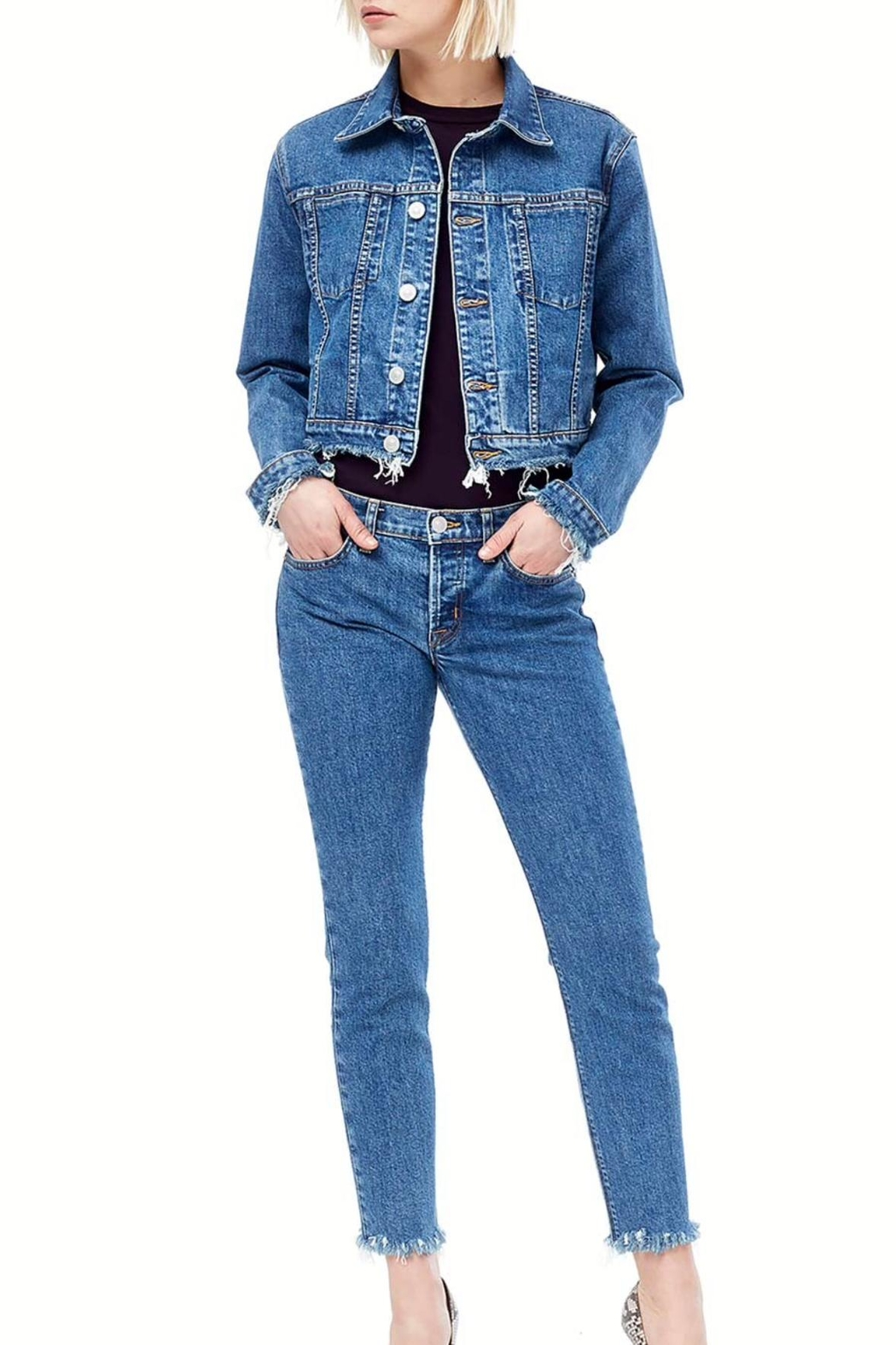 Hudson Garrison Denim Jacket - Main Image