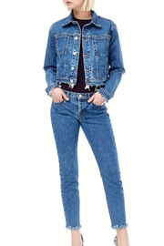 Hudson Garrison Denim Jacket - Front cropped