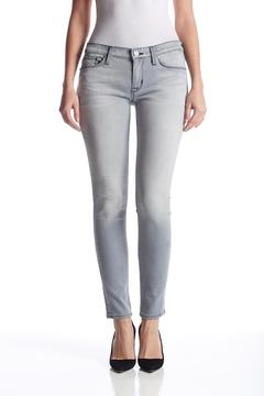 Shoptiques Product: Grey Skinny Jeans