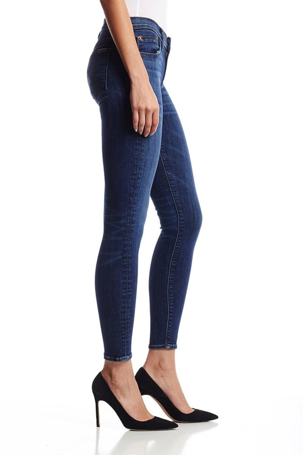 Hudson Krista Ankle Jeans - Front Full Image