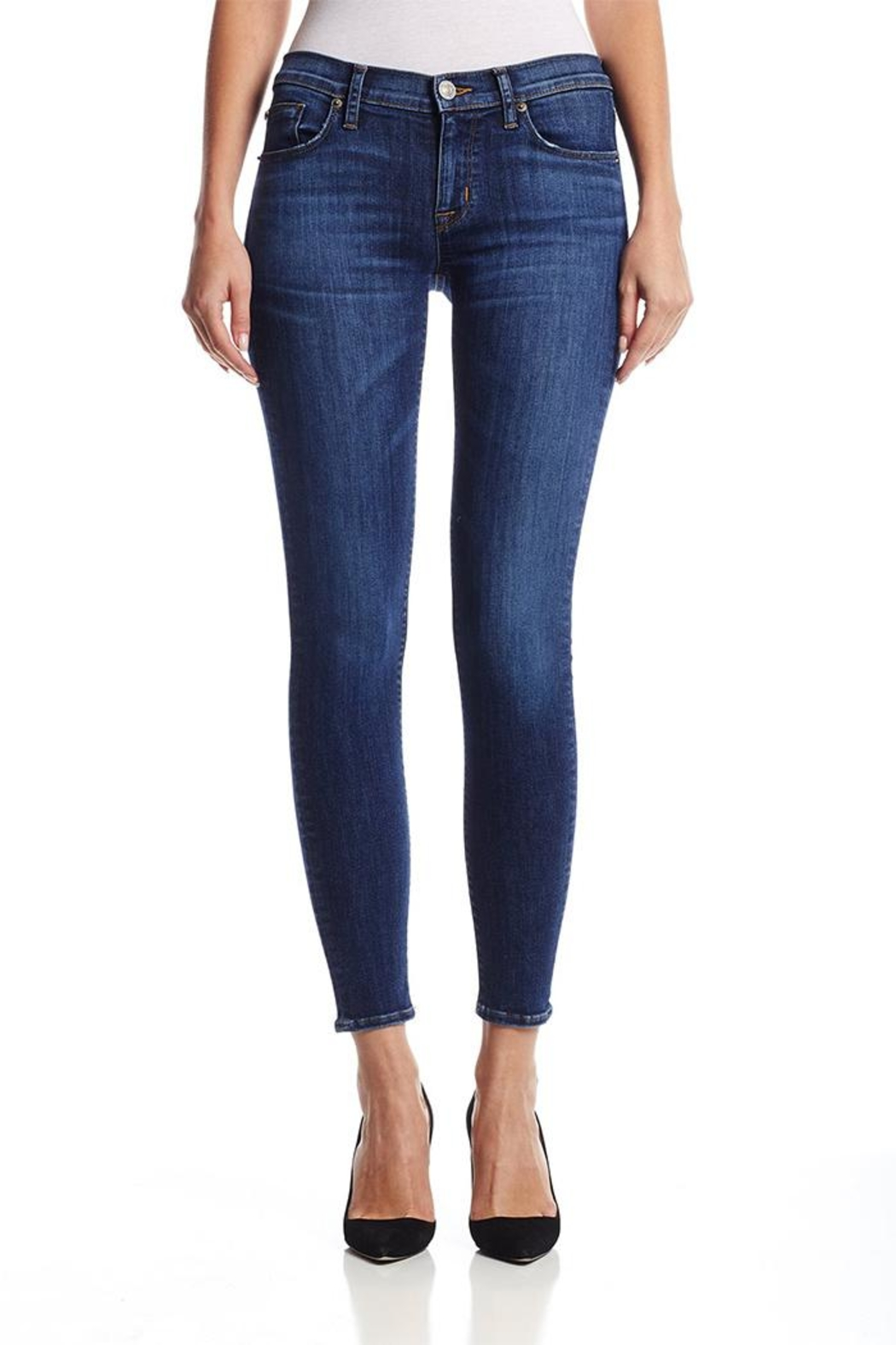 Hudson Krista Ankle Jeans - Main Image