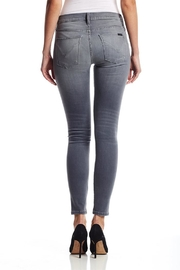 Hudson Nico Grey Jeans - Side cropped