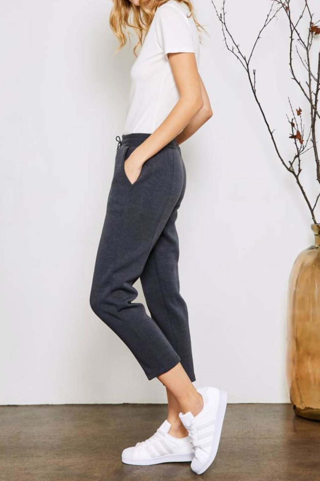 Gentle Fawn Hudson Joggers - Front Full Image