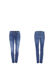 Hudson Mid-rise Skinny Nico Jeans - Front cropped