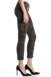 Hudson Rustic Camo Pants - Back cropped