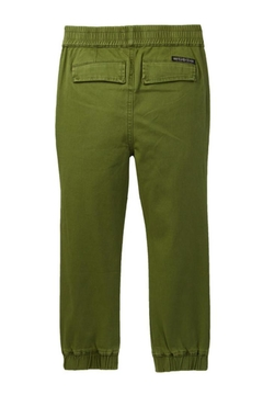 Hudson Olive Slim Joggers - Alternate List Image