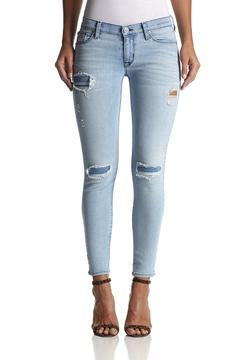 Shoptiques Product: Ariel Super-Skinny-Crop Jeans