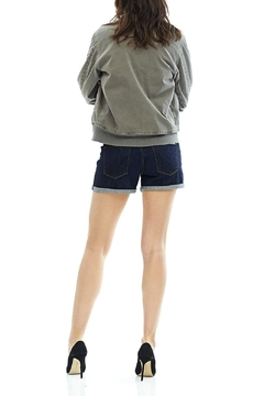 Hudson Jeans Asha Midrise Cuffed Short - Alternate List Image