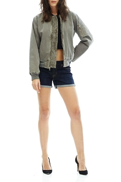 Shoptiques Product: Asha Midrise Cuffed Short