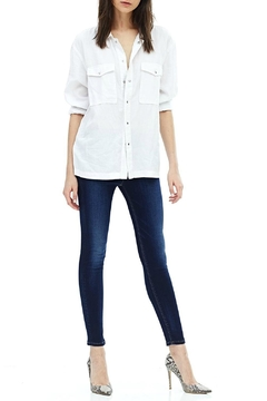 Shoptiques Product: Barbara Ankle Skinny-Recruit