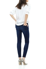 Hudson Jeans Barbara Ankle Skinny-Recruit - Side cropped