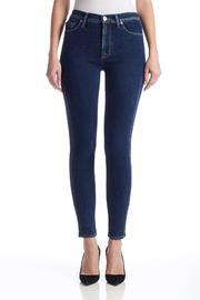 Hudson Jeans Barbara Skinny Unruly Jeans - Product Mini Image