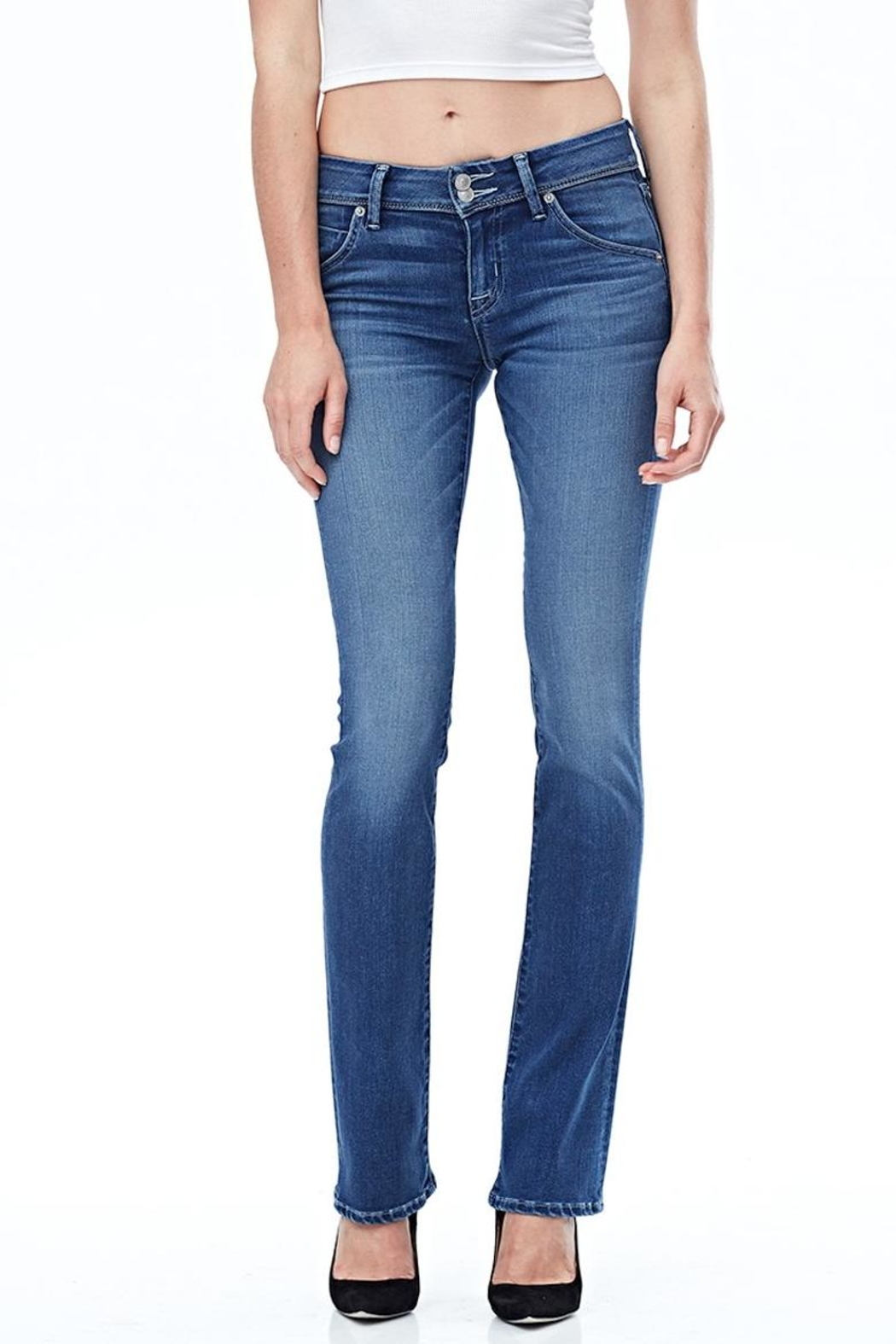 Hudson Jeans Beth Baby Boot Jeans - Main Image