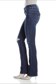 Hudson Jeans Beth Baby-Bootcut Convoy - Front full body