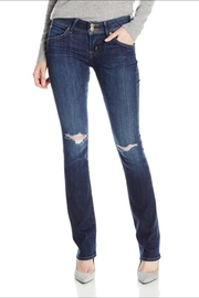 Hudson Jeans Beth Baby-Bootcut Convoy - Front cropped
