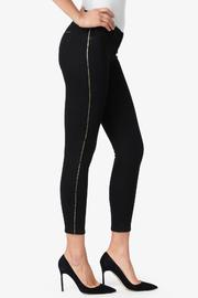 Hudson Jeans Chained Black Crop - Side cropped