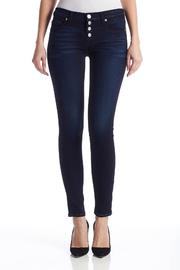 Hudson Jeans Ciara Skinny Night Vision - Product Mini Image
