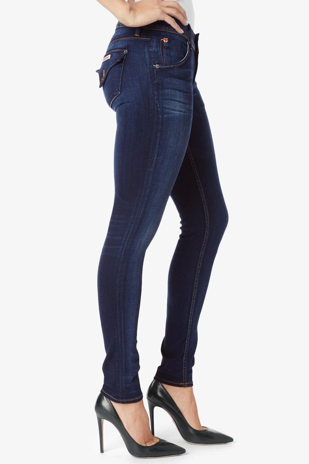d2ba13097dd5 Hudson Jeans Collin-Midrise Skinny Revelation from North Shore by ...