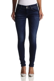 Hudson Jeans Collin Skinny Jeans - Front cropped