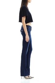 Hudson Jeans Dark-Wash Baby Bootcut - Side cropped