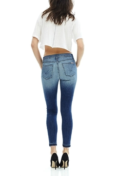 Hudson Jeans Destructed Skinny Ankle Jean - Alternate List Image