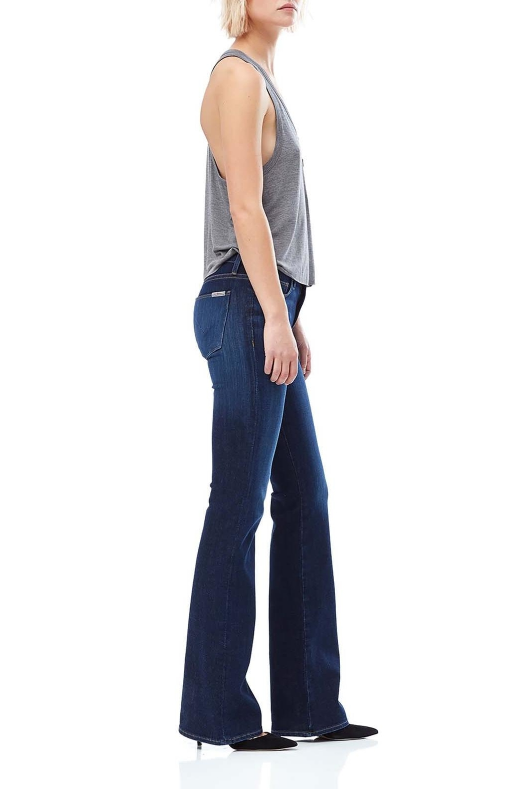 Hudson Jeans Essential Bootcut Jeans - Front Full Image