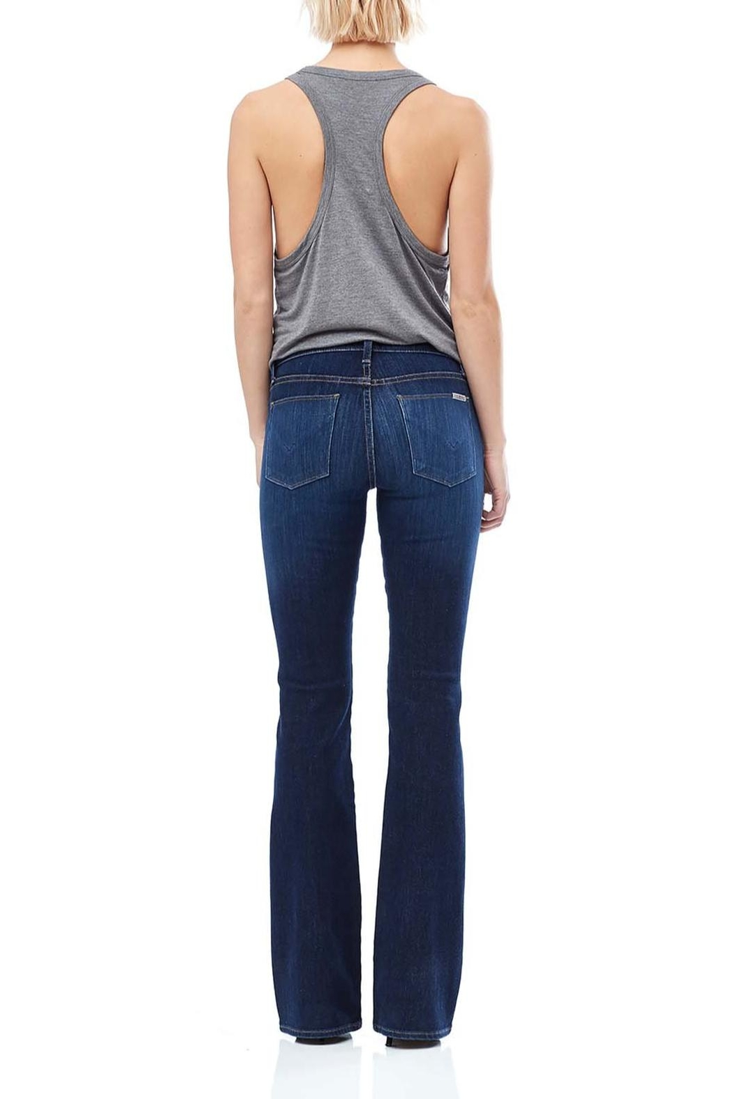 Hudson Jeans Essential Bootcut Jeans - Side Cropped Image