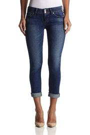 Hudson Jeans Ginny Crop Pointbreak - Product Mini Image
