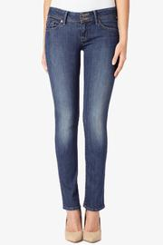 Hudson Jeans Ginny Straight Loveless Jeans - Product Mini Image