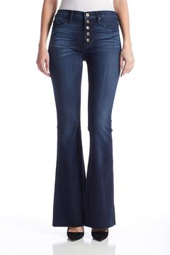Shoptiques Product: High Waist Flared Jean