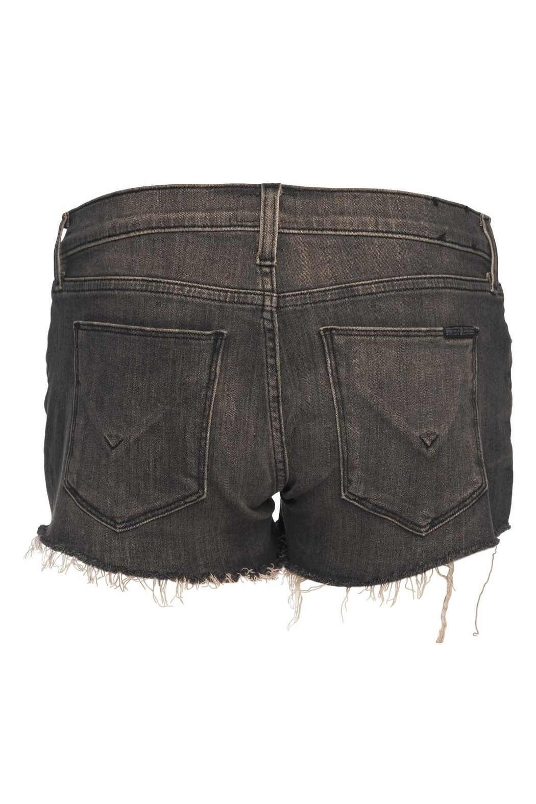 Hudson Jeans Kenzie Cut Off Shorts - Side Cropped Image