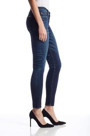 Hudson Jeans Krista Skinny Clearwater - Side cropped