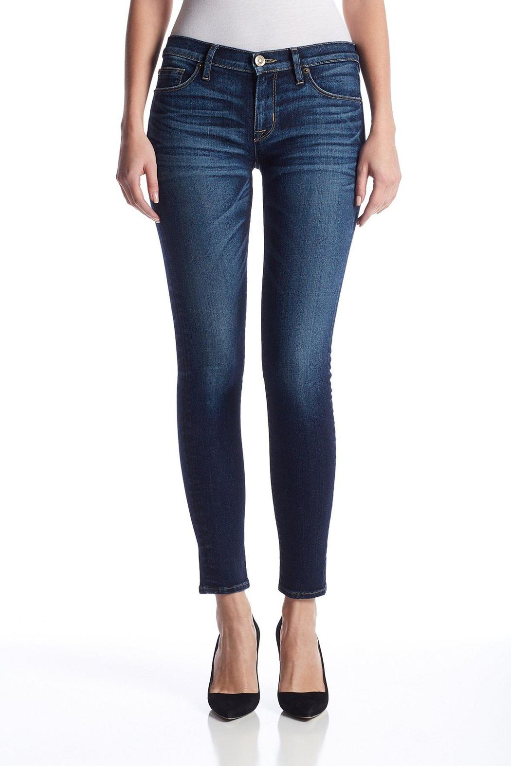 Hudson Jeans Krista Skinny Clearwater - Main Image