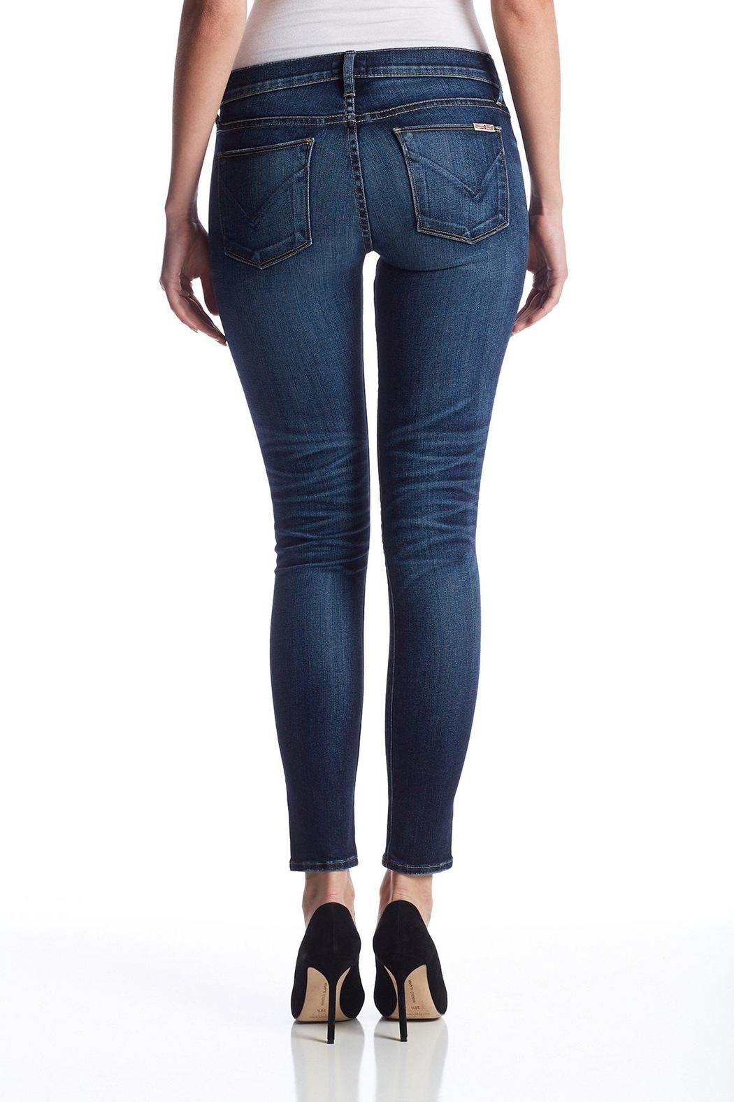 Hudson Jeans Krista Skinny Clearwater - Front Full Image