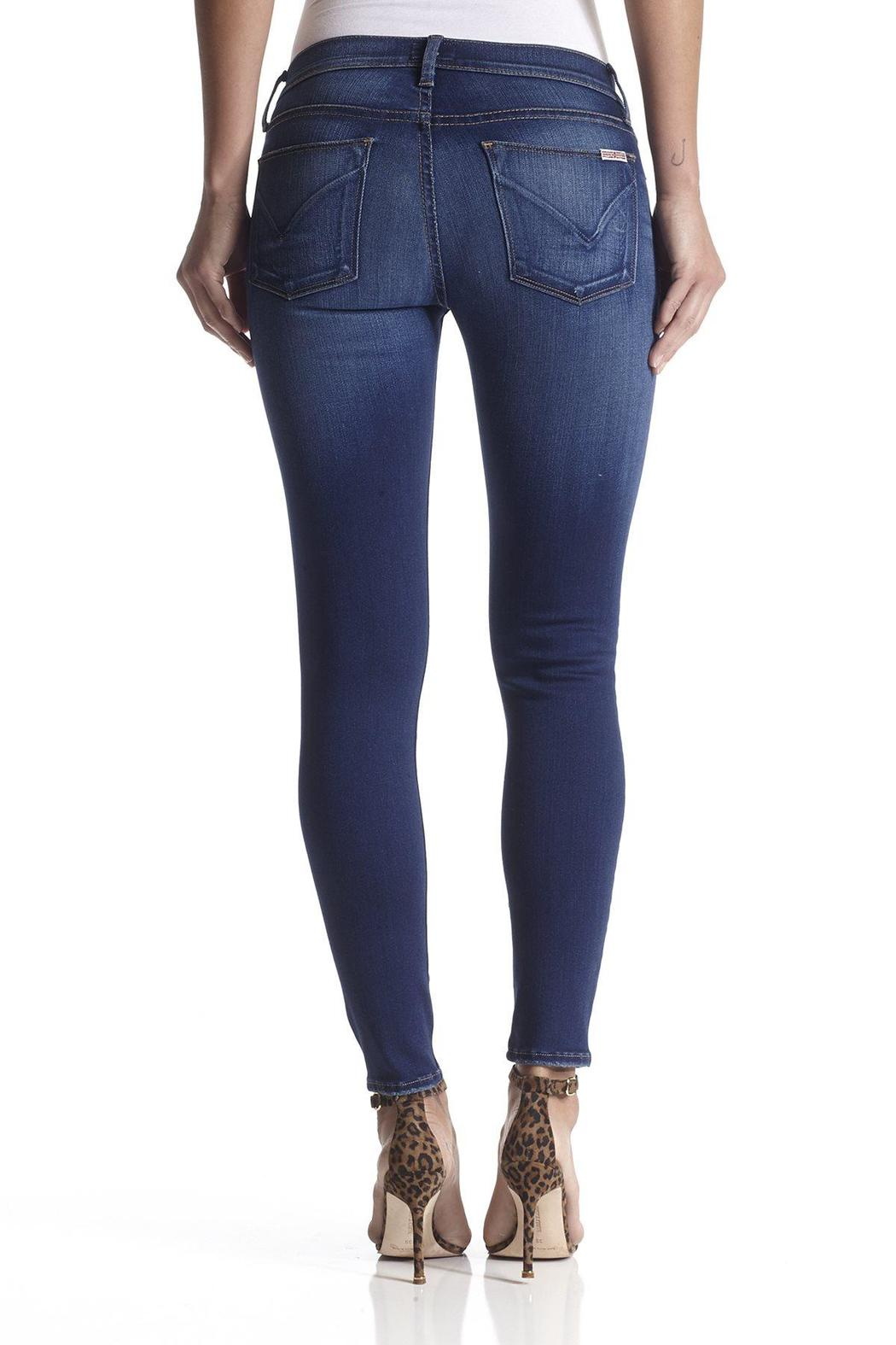 0c2b42d88b2 Hudson Jeans Krista Ankle-Skinny Fortress from North Shore by Assets ...