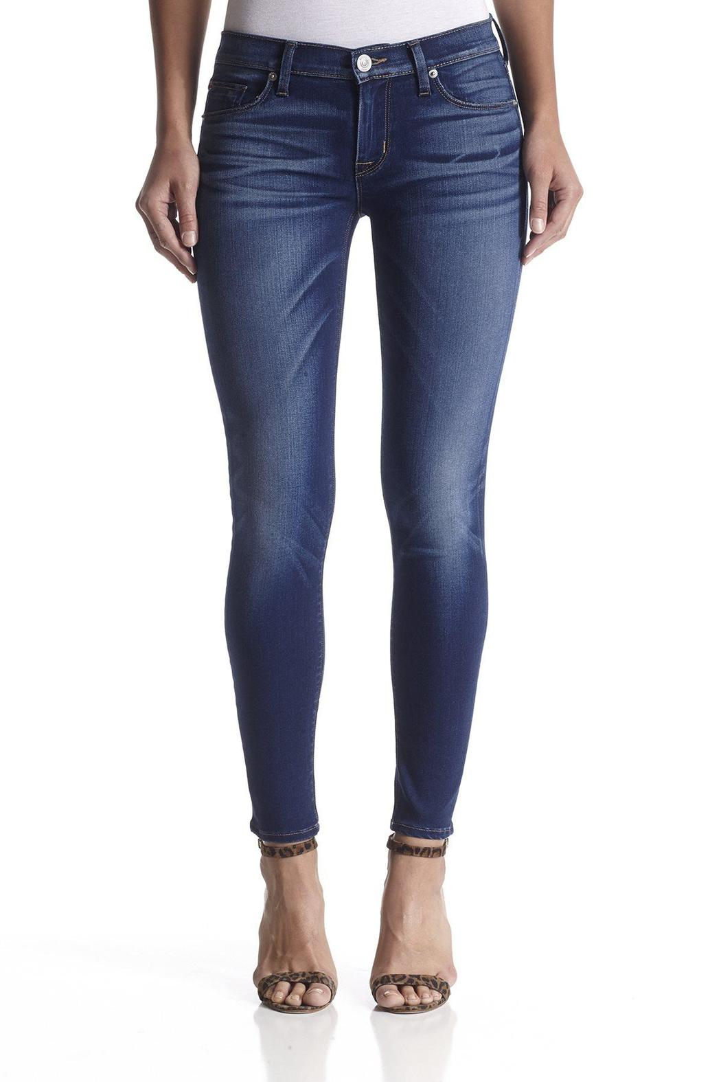 Hudson Jeans Krista Ankle-Skinny Fortress - Main Image
