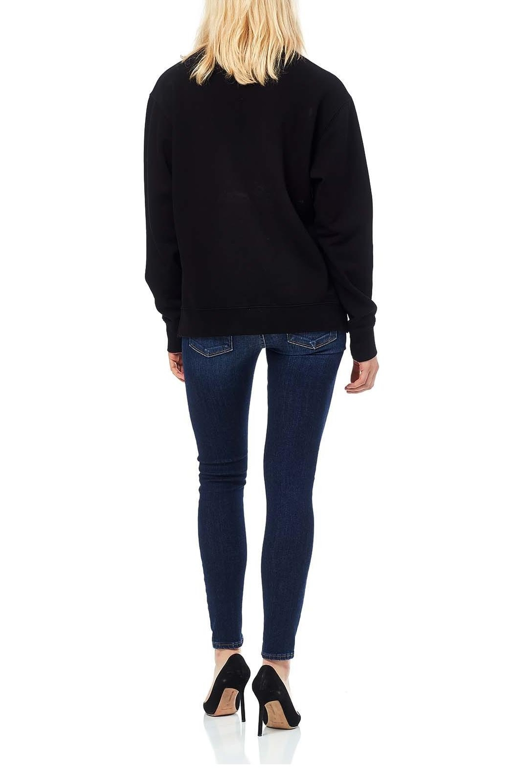 Hudson Jeans Krista Skinny Solo - Side Cropped Image