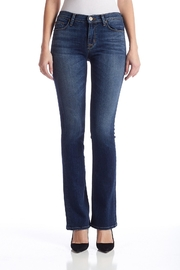 Hudson Jeans Love Midrise-Bootcut Revolt - Front full body