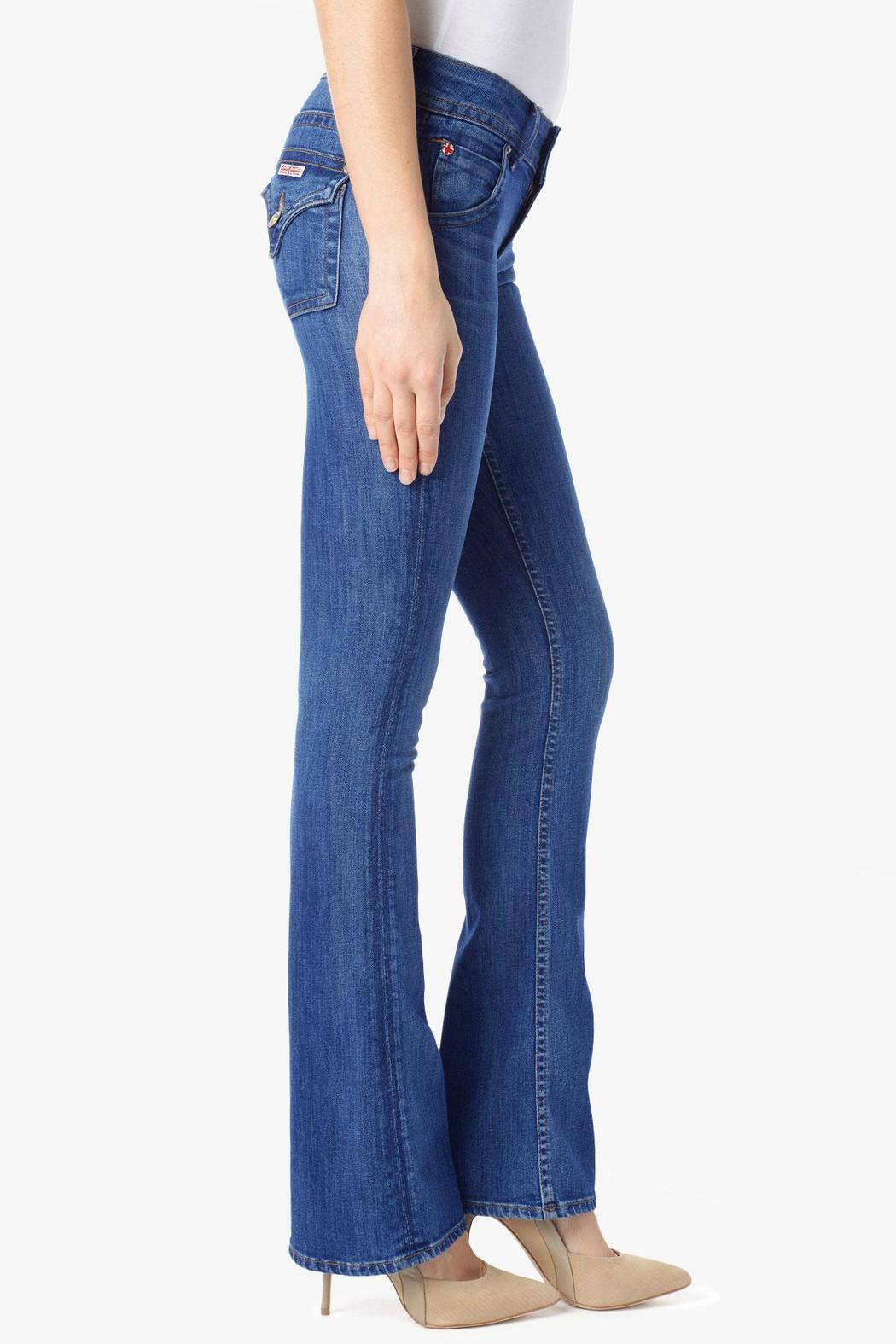 Hudson Jeans Midrise Signature Bootcut - Side Cropped Image