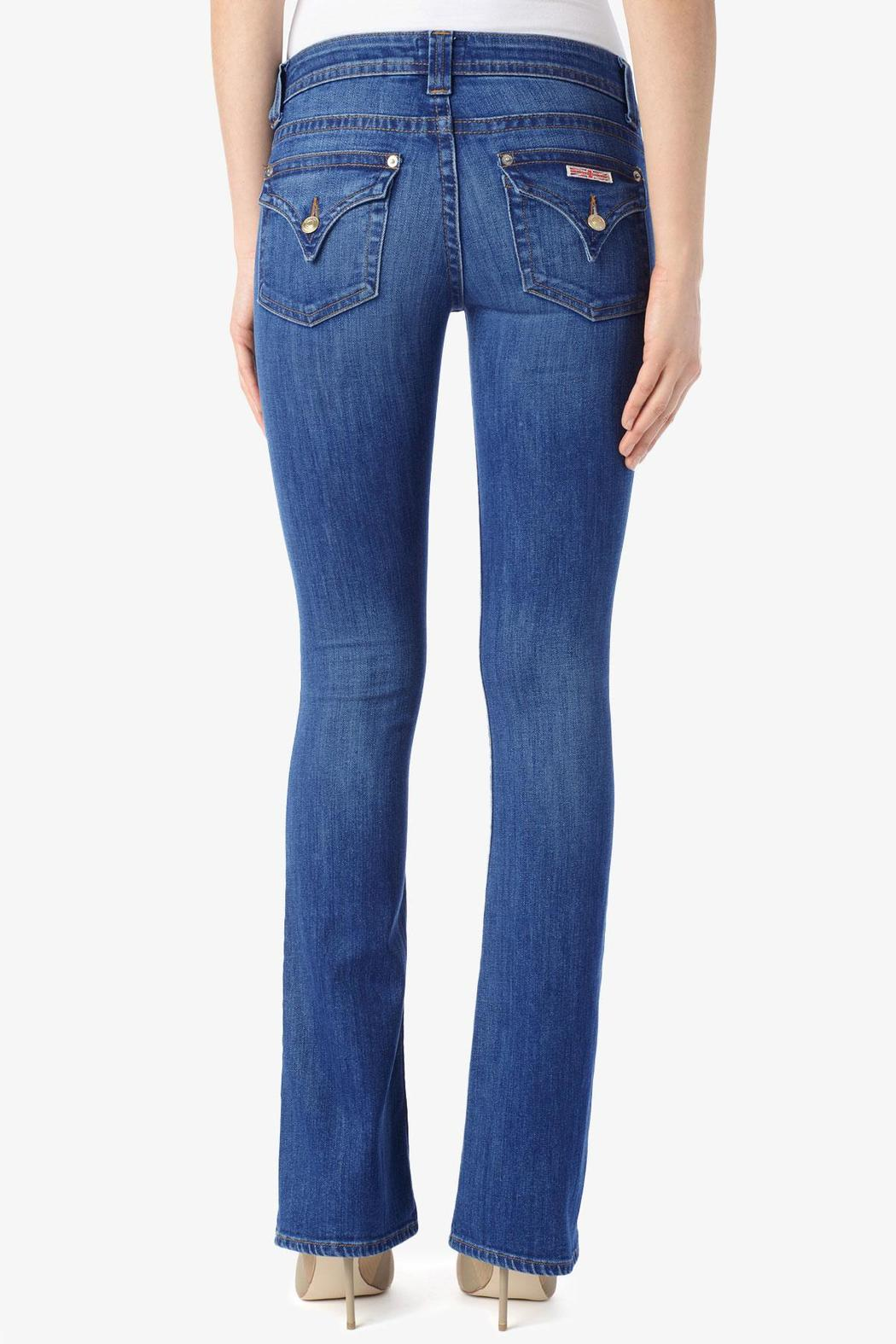 Hudson Jeans Midrise Signature Bootcut - Front Full Image