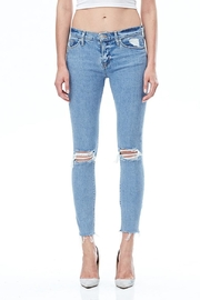 Hudson Jeans Nico Ankle Skinny Jeans - Front cropped