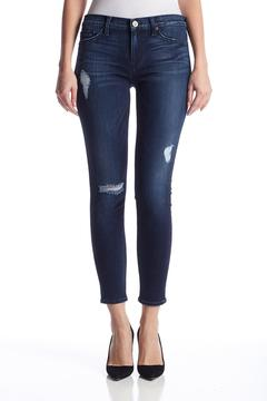 Hudson Jeans Mid-Rise Ankle Jean - Product List Image
