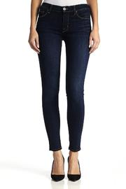 Hudson Jeans Nico Skinny Oracle - Product Mini Image